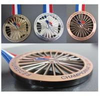 Médailles Curti Design pour la Fédération Française de Cyclisme enfin terminées !