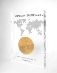 Trophée: concours des Vinalies Internationales (Œnologues de France)