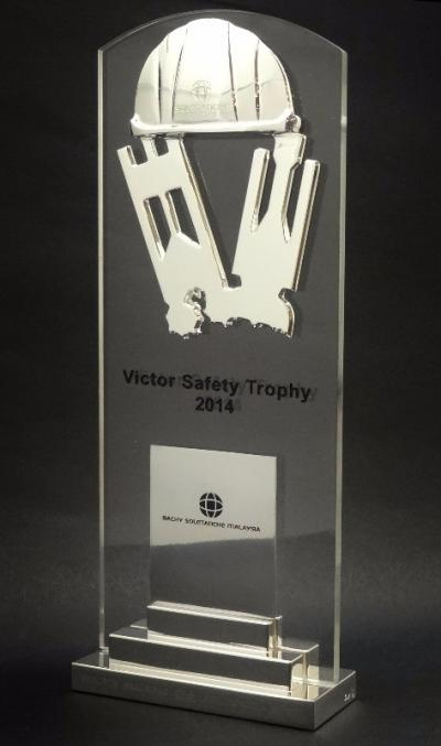 Trophée Victor Safety Award