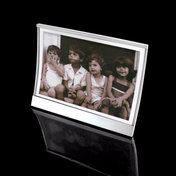 cadre photo alpha format 150mm x 100 mm objet publicitaire le de france. Black Bedroom Furniture Sets. Home Design Ideas