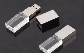 Clé USB Crystal 8 GO